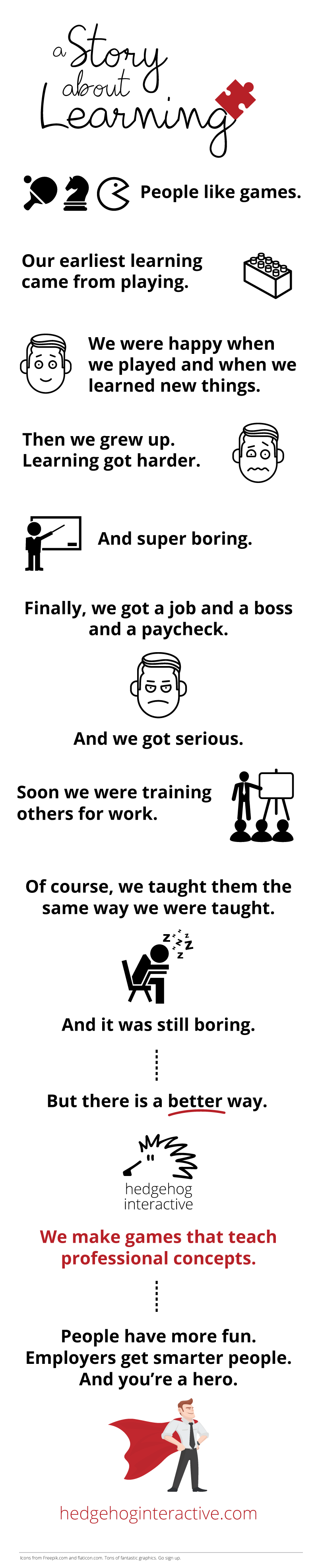 A Story about Learning