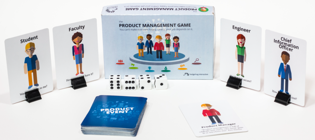 Product Management Game: Higher Ed Edition